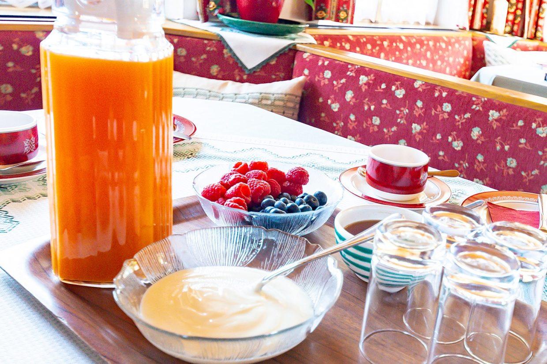 Frühstückspension in Schladming