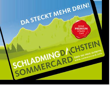 Sommercard - Schladming-Dachstein